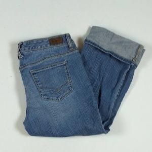 Tommy Hilfiger American Spirit Cropped Jeans 30x22